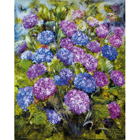 N.42 Il respiro dei fiori - Luciano Pasquini