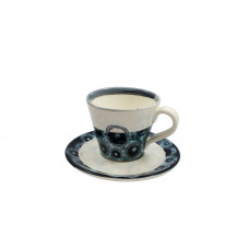 Tazza cappuccino con piattino - Officine Fiorentine