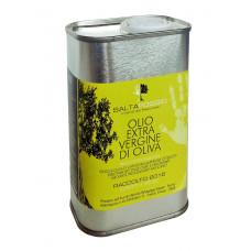 Olio extra vergine di oliva - Azienda Agricola Saltapoggio - raccolto 2016, lattina da 250ml