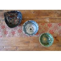 Tris di ceramiche